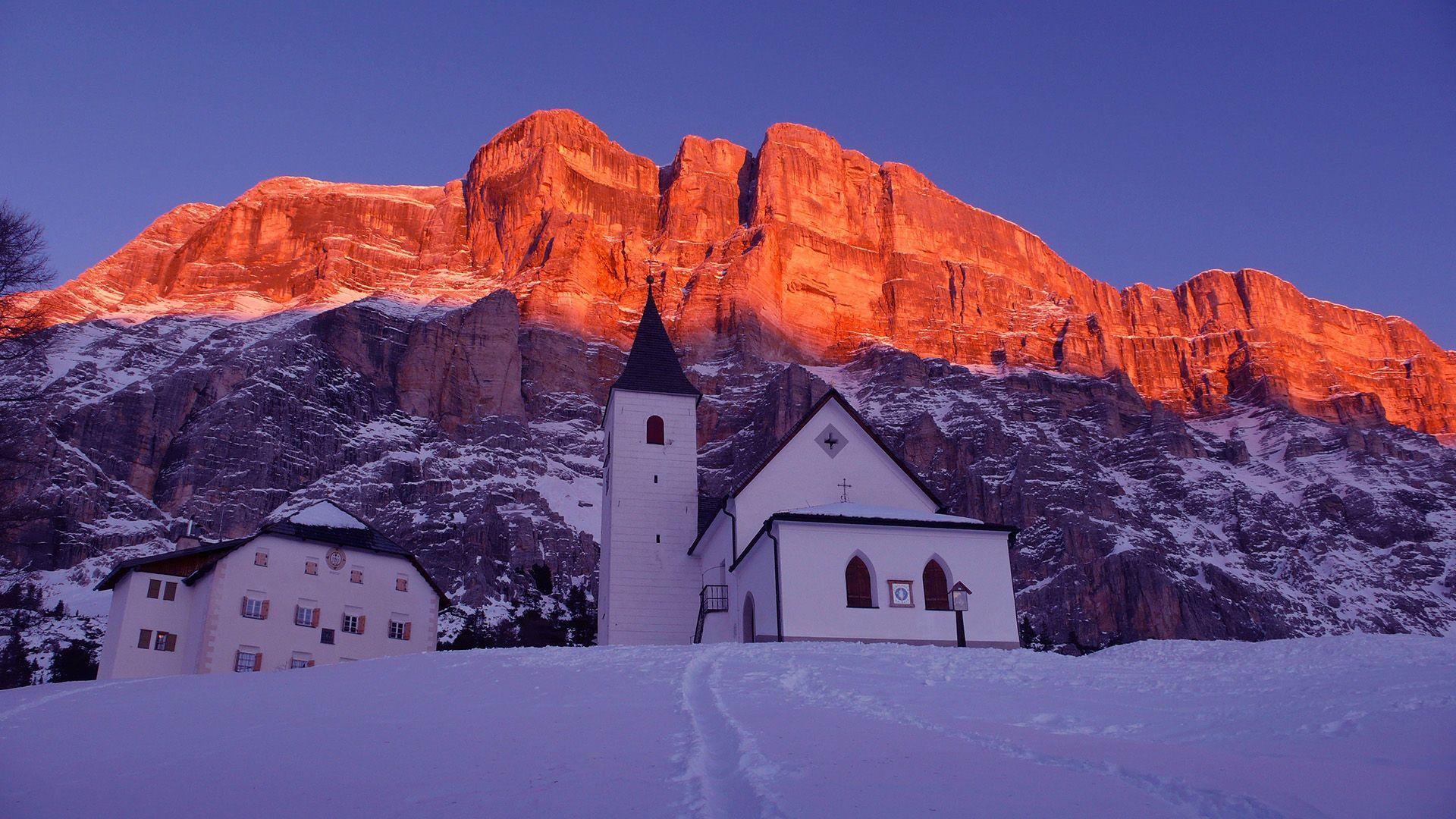 Le Dolomiti – Patrimonio dell'Unesco